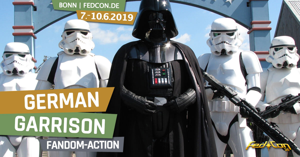 FedCon 28 | Specials | German Garrison