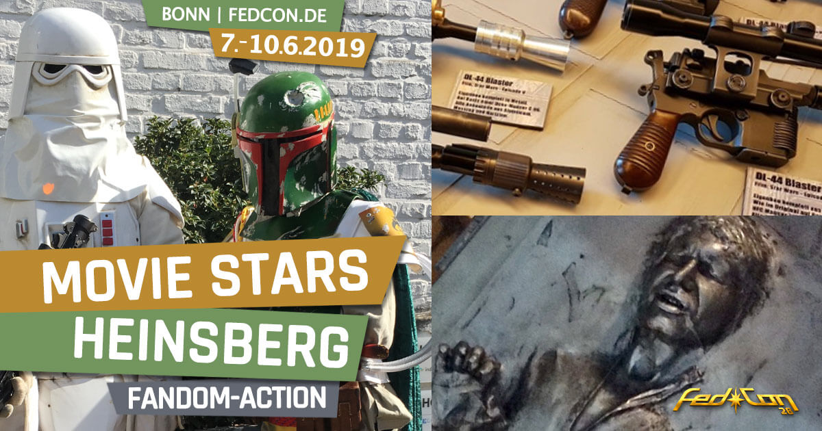 FedCon 28 | Specials | Movie Stars Heinsberg