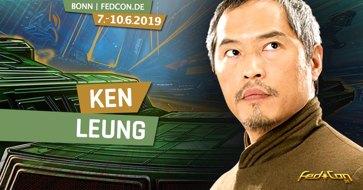 FedCon 28 | Stargast | Ken Leung