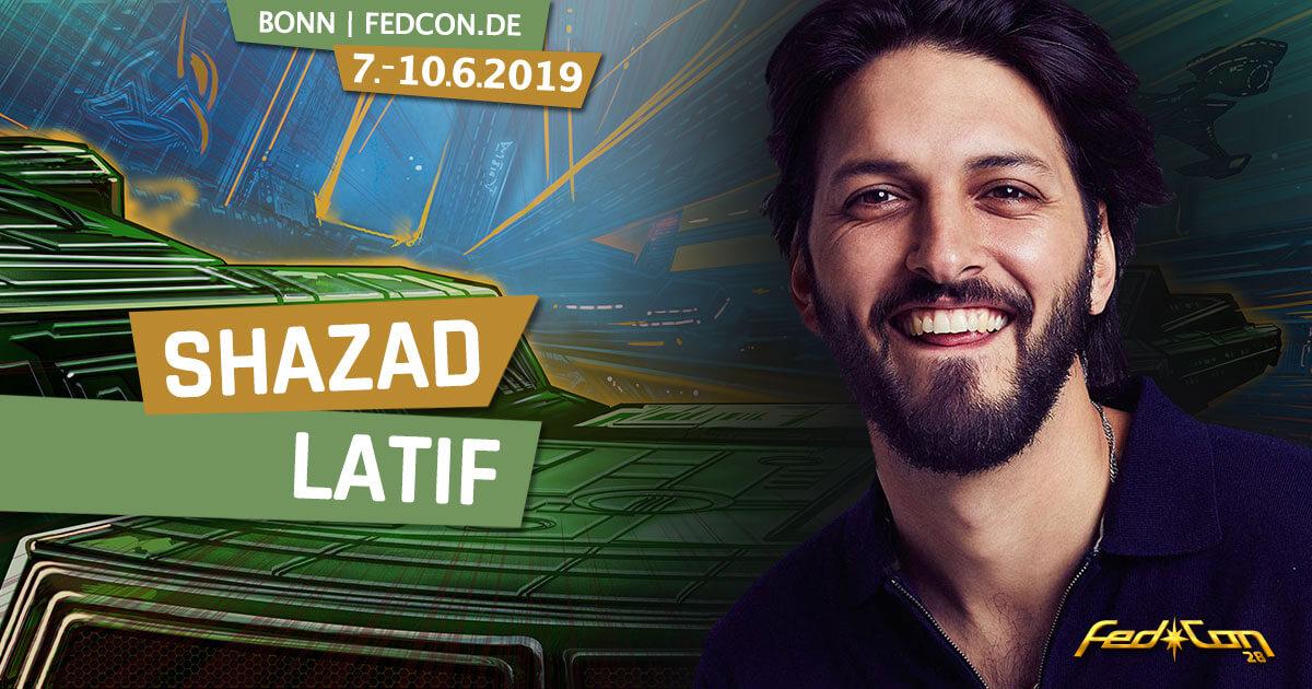 FedCon 28 | Stargast | Shazad Latif