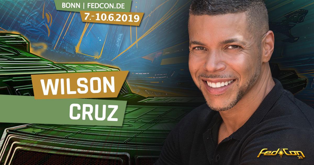 FedCon 28 | Stargast | Wilson Cruz