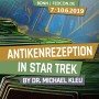 FEDCON | Antique reception in Star Trek