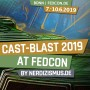 FEDCON | Cast-Blast 2019 at FedCon