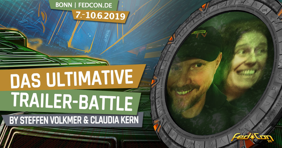 FedCon 28 | Vortrag | Das ultimative Trailer-Battle