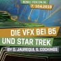 FEDCON | The VFX at B5 and Star Trek