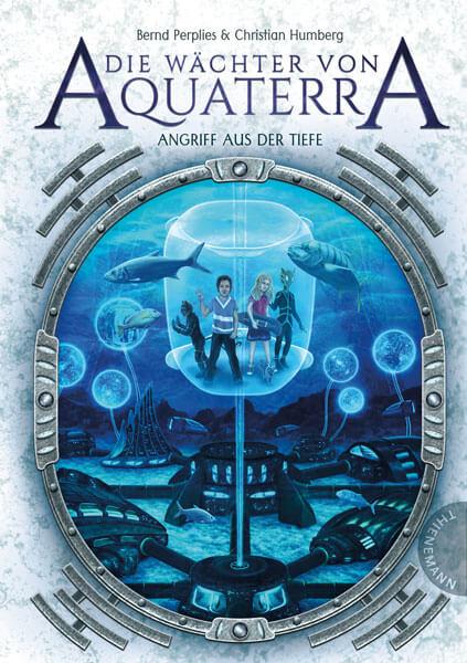 FedCon 28 | Vortrag | Die Wächter von Aquaterra - book cover