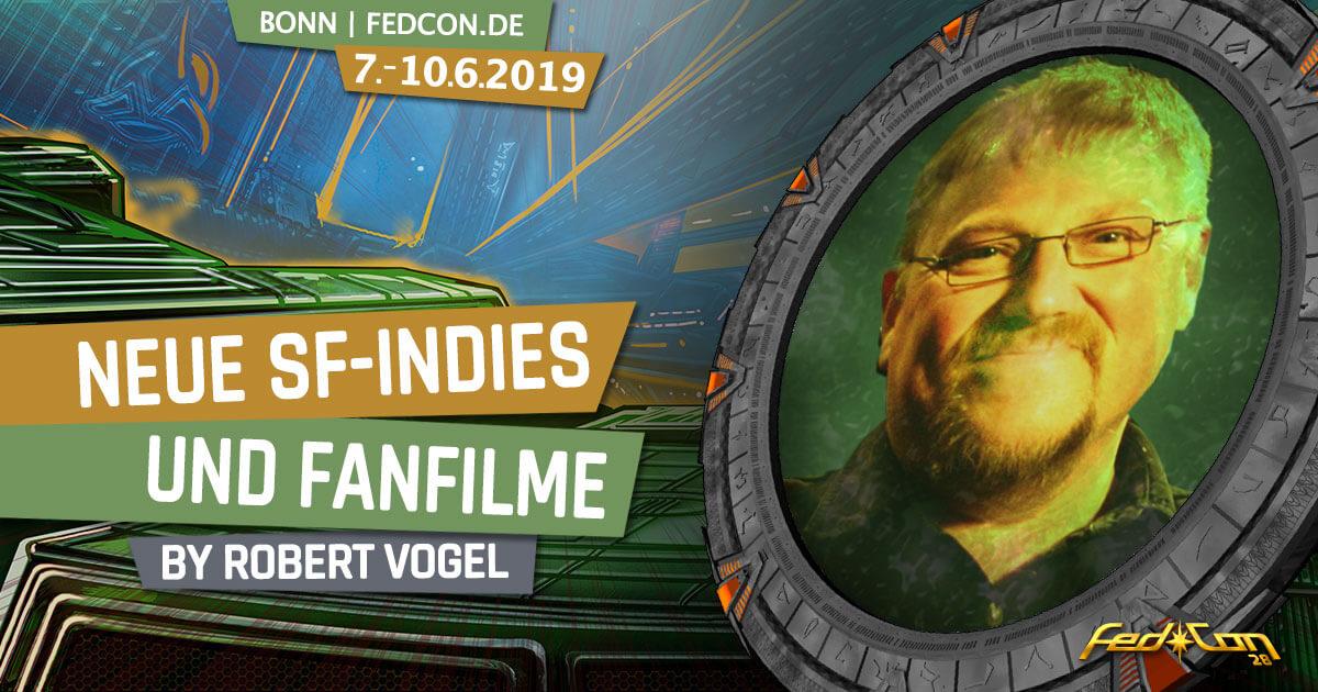 FedCon 28 | Vortrag | Neue SF-Indies und Fanfilme