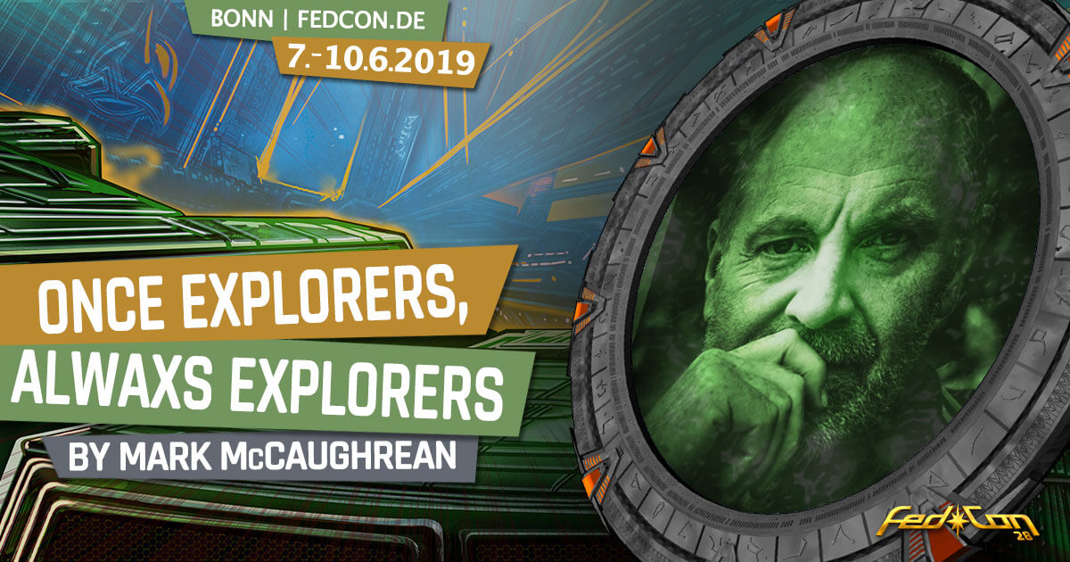 FedCon 28 | Vortrag | ESA - Once explorers, always explorers
