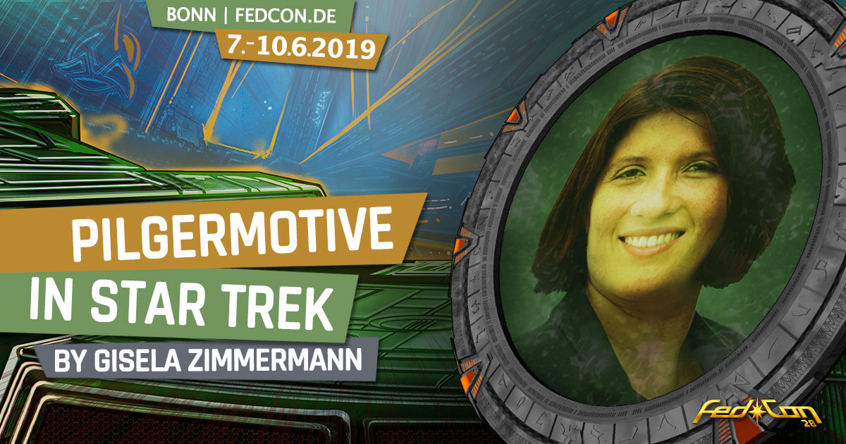 FedCon 28 | Vortrag | Pilgermotive in Star Trek
