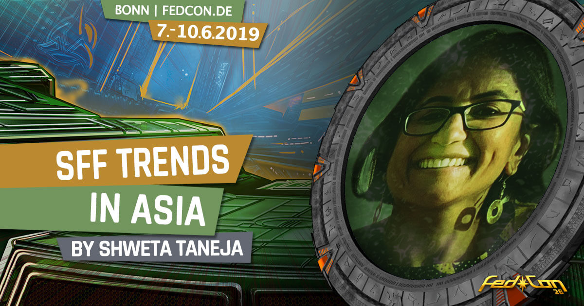 FedCon 28 | Vortrag | SFF trends in Asia