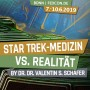 FEDCON | Star Trek Medicine vs. Reality