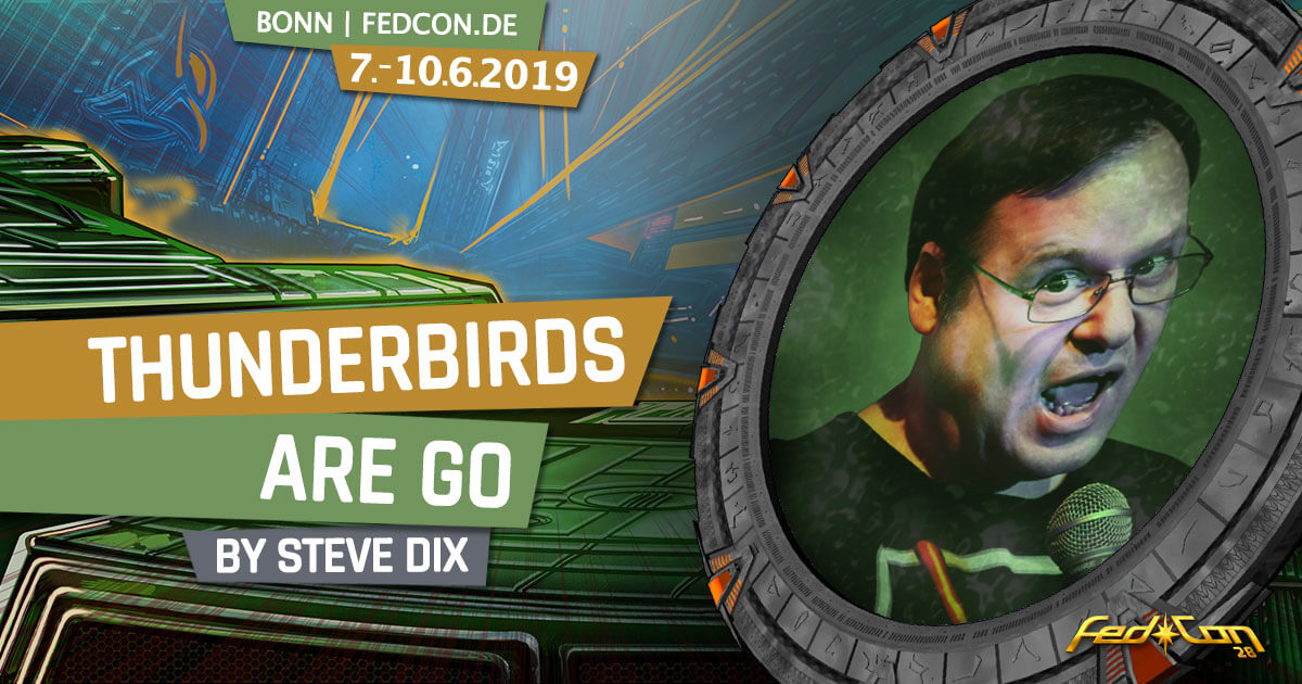 FedCon 28 | Vortrag | Thunderbirds are GO!
