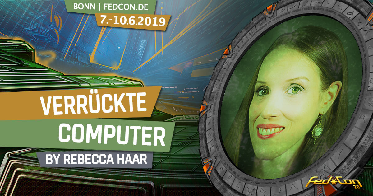 FedCon 28 | Vortrag | Verrückte Computer