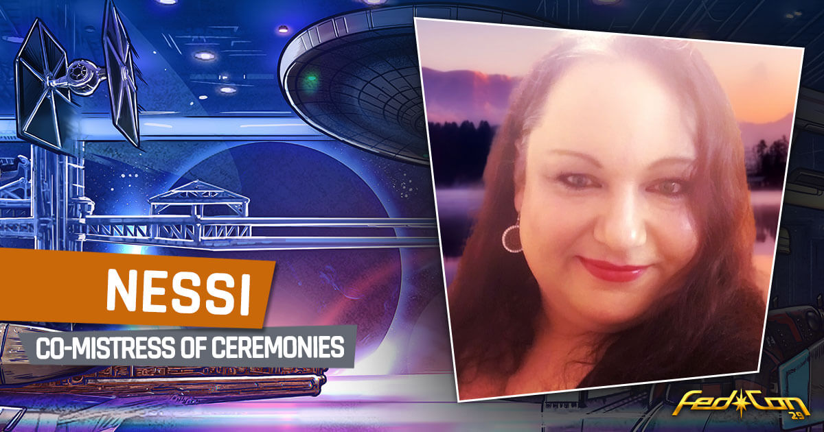 FedCon 29 | Co-Mistress of Ceremonies | Nessi