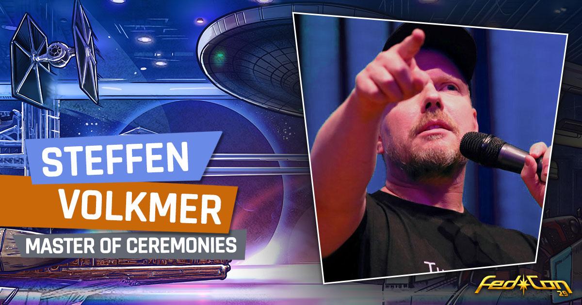 FedCon 29 | Master of Ceremonies | Steffen Volkmer