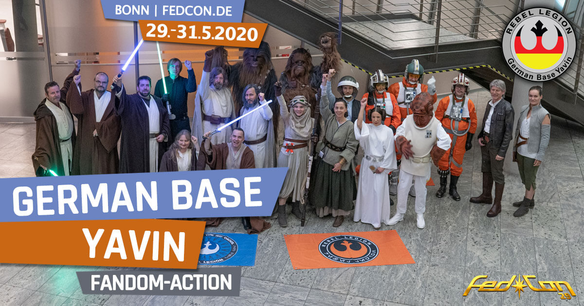FedCon 29 | Specials | German Base Yavin
