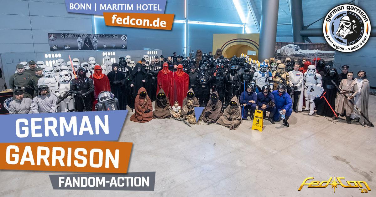 FedCon 29 | Specials | German Garrison