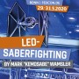 FEDCON | LED Saberfighting