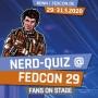 FEDCON | Nerd-Quiz @ FedCon 29