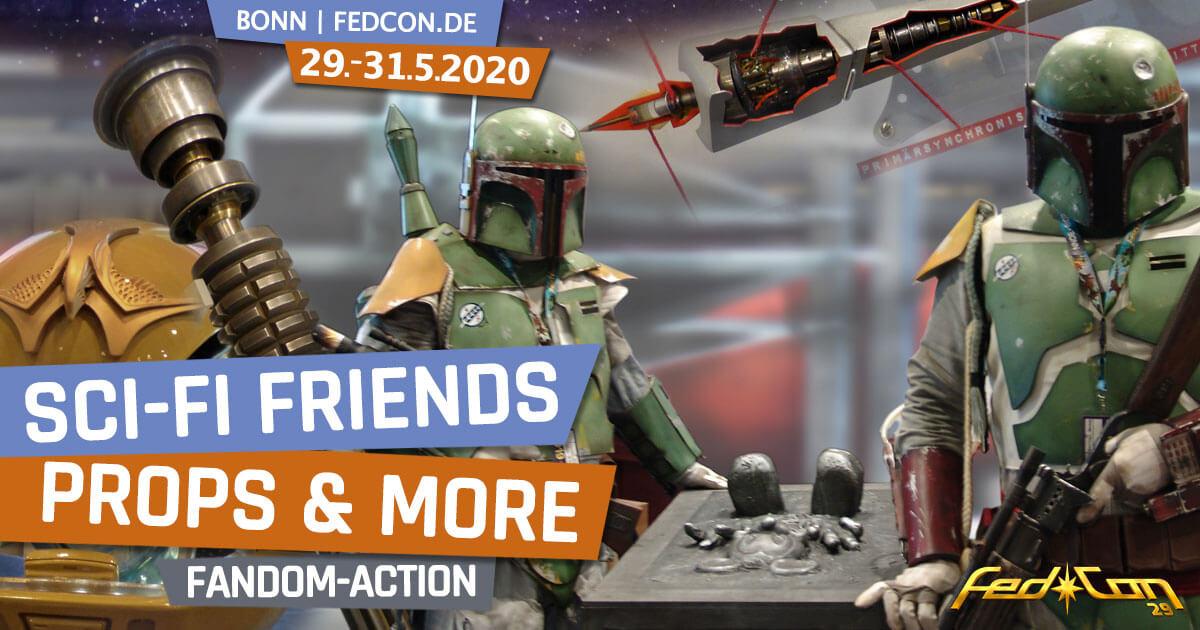 FedCon 29 | Specials | Sci-Fi Friends