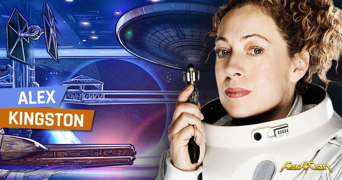 FedCon 29 | Stargast | Alex Kingston