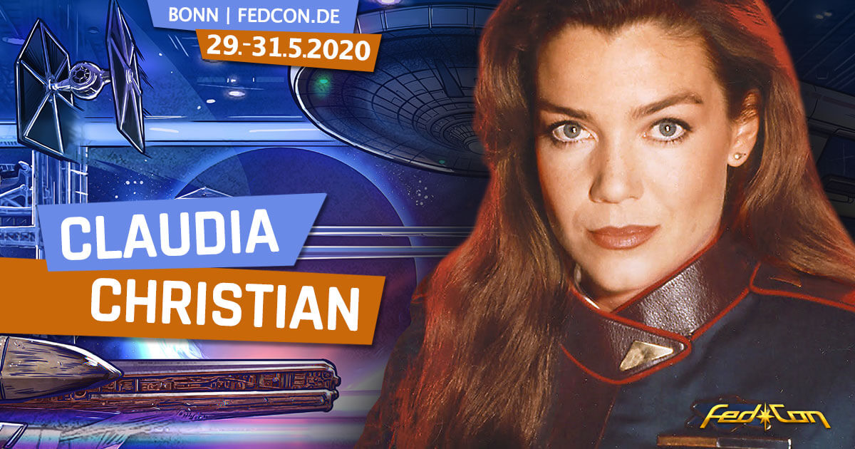 FedCon 29 | Stargast | Claudia Christian