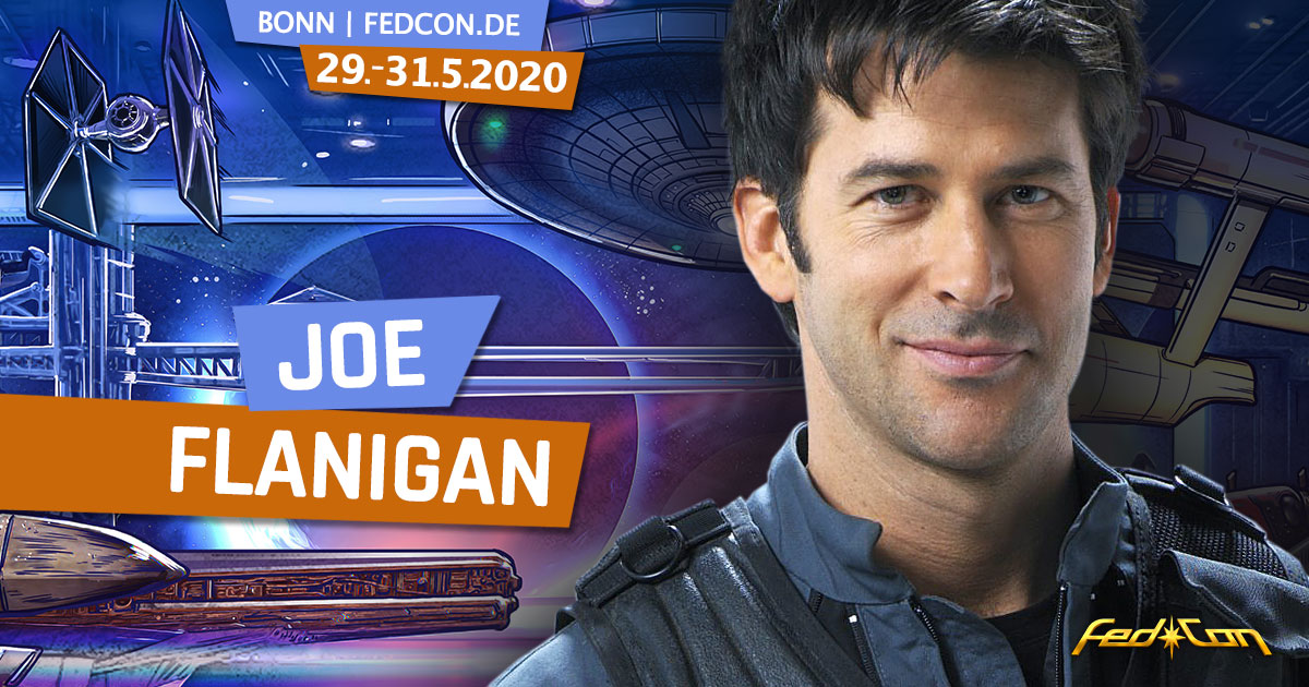 FedCon 29 | Stargast | Joe Flanigan