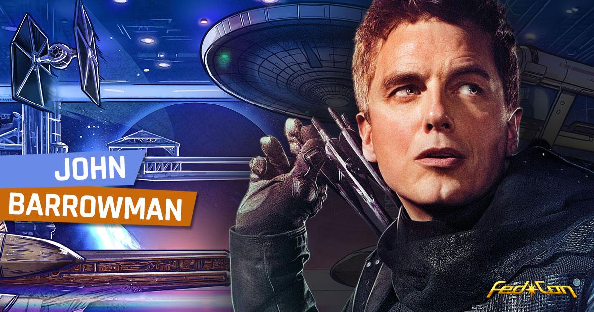 FedCon 29 | Stargast | John Barrowman