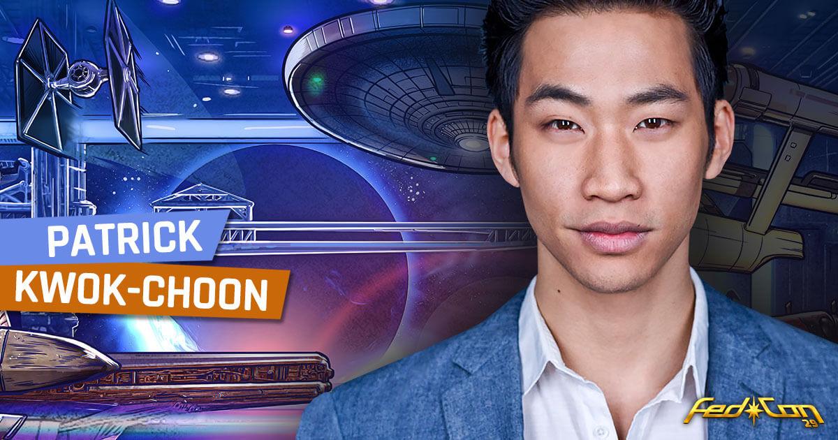FedCon 29 | Stargast | Patrick Kwok-Choon