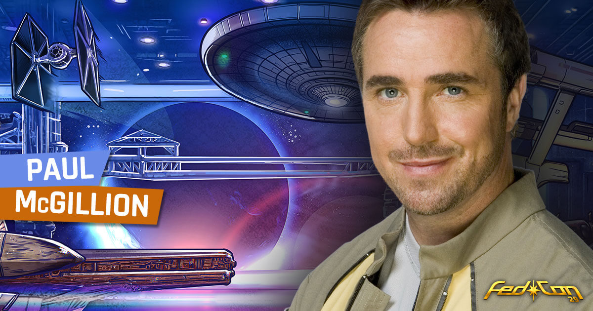 FedCon 29 | Stargast | Paul McGillion