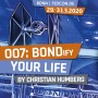 FEDCON | 007: BONDify your life