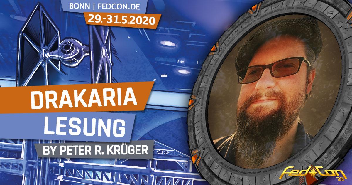 FedCon 29 | Vortrag | Drakaria | by Peter R. Krüger