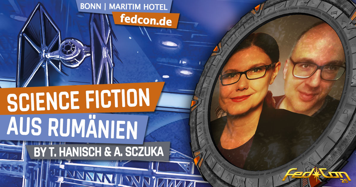 FedCon 29 | Vortrag | Science Fiction aus Rumänien