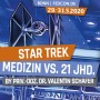 FEDCON | Star Trek medicine vs. 21st century
