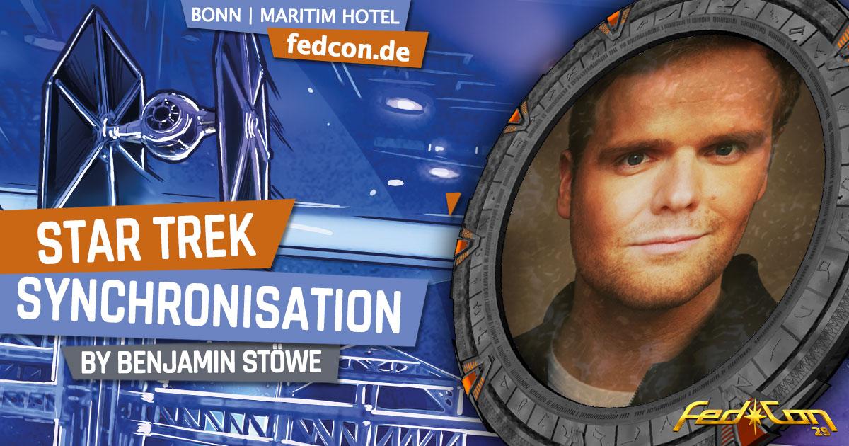 FedCon 29 | Vortrag | Star Trek Synchronisation