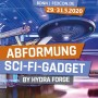 FEDCON | Abformung Sci-Fi-Gadget