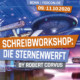FedCon 29 | Workshop| Schreibworkshop: Die Sternenwerft | by Robert Corvus