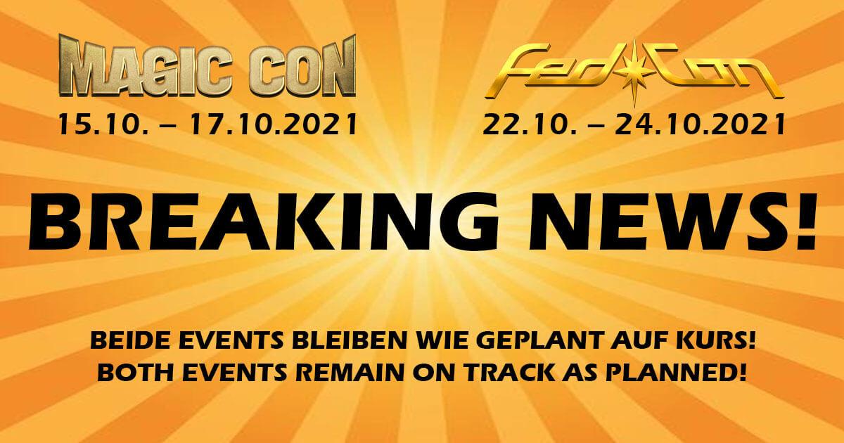 FedCon 29 | Breaking News