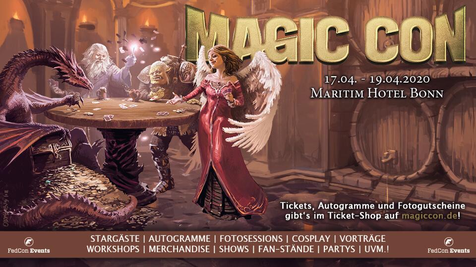 MagicCon 4 | 17.04.2020 - 19.04.2020